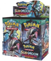 Sun & Moon 2 Guardians Rising Booster Box
