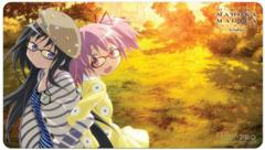 Ultra Pro PLAY MAT MADOKA REBELLION A Moment Of Happiness Playmat