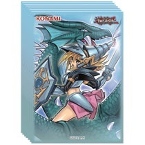 Dark Magician Girl The Dragon Knight Card Sleeves