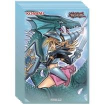 Dark Magician Girl The Dragon Knight Card Sleeves (50 ct)