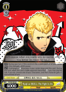 P5/S45-018 C Ryuji as SKULL: The Fight Is On