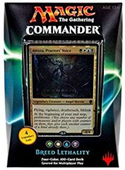 Commander Deck 2016 Breed Lethality