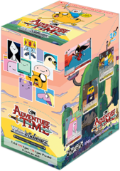 Adventure Time Booster Box (English Edition)