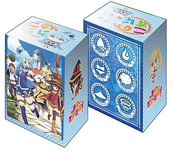 Bushiroad Deck Holder Collection V2 Vol. 018 Kono Subarashii Sekai ni Shukufuku wo!