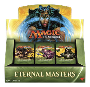 Eternal Masters Booster Box - English