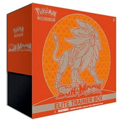Sun & Moon Elite Trainer Box ORANGE