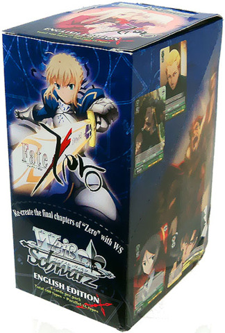 Fate Zero Booster Box (ENGLISH)