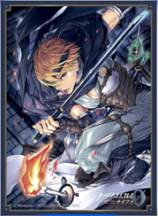 Fire Emblem Cipher Sleeve Collection No. FE08 Gaia