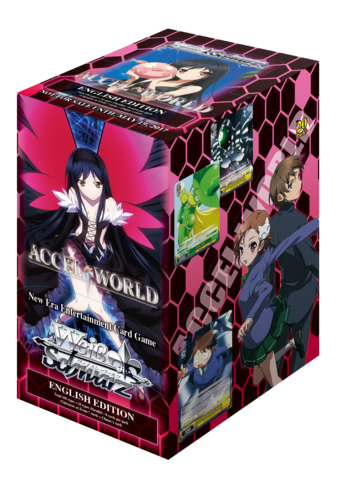 Accel World Booster Box (ENGLISH)
