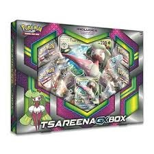Tsareena GX Box