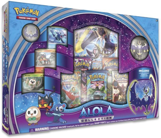Alola Collection BLUE