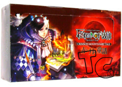Force of Will TCG Crimson Moon's Fairy Tale Booster Box
