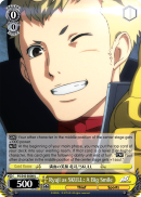 P5/S45-E008 U Ryuji as SKULL: A Big Smile