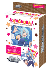 Konosuba Trial Deck Plus (ENGLISH)
