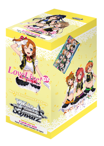 Love Live DX Booster Box