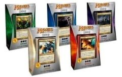 Commander Deck 2013 Set of 5