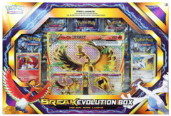 Break Evolution Ho-oh and Lugia