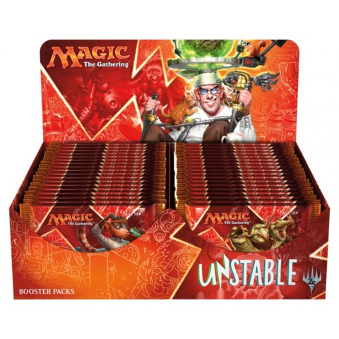 Unstable Booster Box (36 Packs) - ENGLISH
