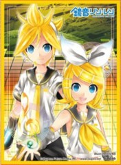 Chara Sleeve Collection Mat Series Kagamine Rin & Ren No. MT087