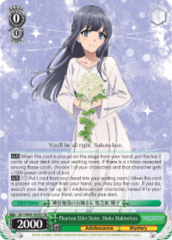 SBY/W64-E029S SR  Phantom Elder Sister, Shoko Makinohara