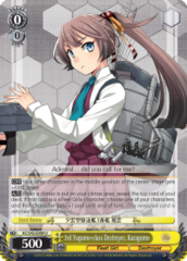 KC/S42-E009 U 3rd Yugumo-class Destroyer, Kazagumo