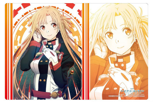 Bushiroad Rubber Mat Collection Vol. 105 Sword Art Online The Movie -Ordinal Scale- Asuna