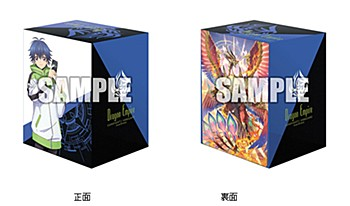 Card Fight!! Vanguard overDress Start Anniversary Deck Holder Collection V3 - Kondo Yu-yu & Nirvana