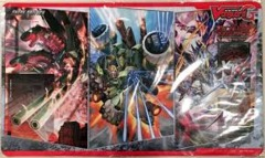 Reckless Rampage Sneak Preview Playmat