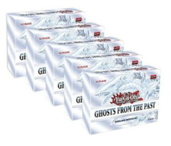 Ghosts from the Past Display (5 Boxes)
