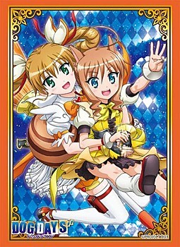 Bushiroad Sleeve Collection High-grade Vol. 0966 Dog Days Rebecca & Couvert