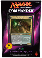 Commander Deck 2015 Plunder the Graves