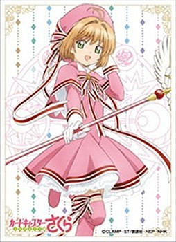Character Sleeve Cardcaptor Sakura: Clear Card Arc Kinomoto Sakura A EN-660