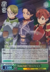 SAO/SE26-E09 R Sleeping Knights Talken & Nori & Jun - Foil