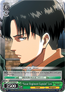 AOT/S35-E045 C Scout Regiment Captain Levi