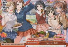 BD/EN-W03-088 CC Taste of Fall!