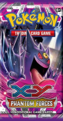 XY Phantom Force Booster Pack