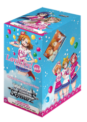 Love Live Vol. 2 Booster Box (English Edition)