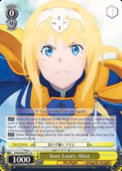 SAO/S65-E011 U  Sore Loser, Alice