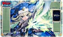 Battle Sister Fromage Sneak Preview Playmat