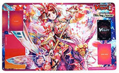 Soaring Ascent of Gale & Blossom Sneak Preview Playmat