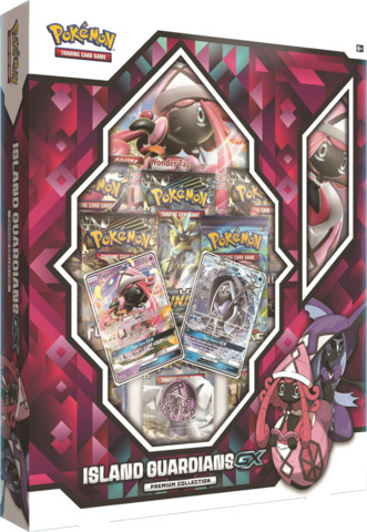 Island Guardians GX Premium Collection