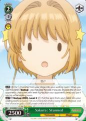 CCS/WX01-036 R  Sakura: Stunned