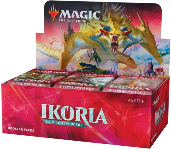 Ikoria: JAPANESE Booster Box