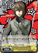P5/S45-010 U Akechi: The New Detective Prince