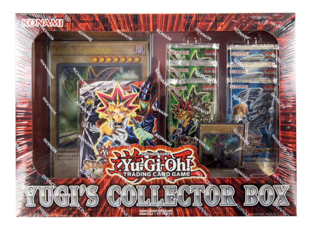 Yugi s Collector Box