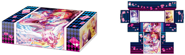 Bushiroad Storage Box Collection Vol. 247 No Game No Life