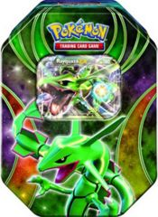 Rayquaza EX 2015 Fall Tin
