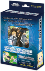 Sword Art Online Alicization Trial Deck+ (ENGLISH) -Preorder