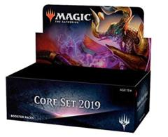 2019 Core Set Booster Box - English