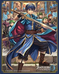 Fire Emblem Cipher Matte Card Sleeve Marth No. FE83